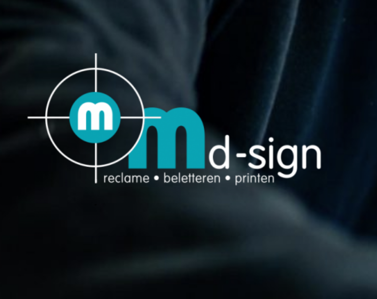 M D-sign Belettering & Reclame
